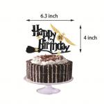 harry potter torta dekoráció